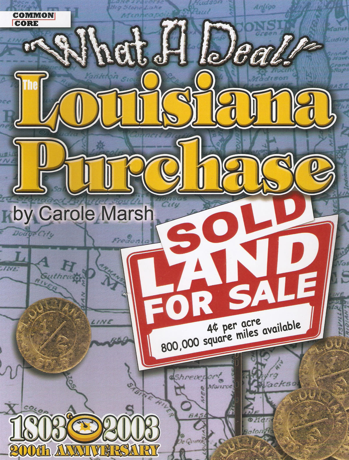 An essay on the louisiana purchase